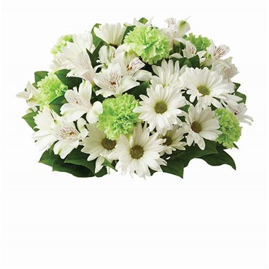 1 800 Flowers Personalized Vase With Mixed Bouquet Bouquet